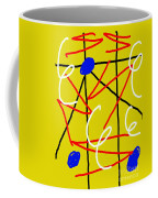 Separation Coffee Mug