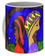 Separation  Causes Weakness Unity Produces Strength Coffee Mug