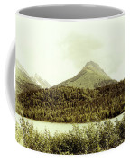Sepia Alaska  Coffee Mug