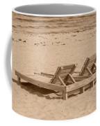 Sepia Chairs Coffee Mug