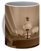 Sepia Lights Coffee Mug