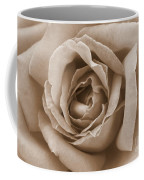 Sepia Rose Coffee Mug