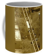 Sepia Seattle Coffee Mug