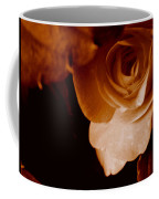 Sepia Series - Rose Petals Coffee Mug