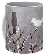 Sepia Simplicity Coffee Mug