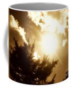 Sepia Sky Coffee Mug