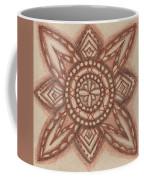 Sepia Zen 2 Coffee Mug