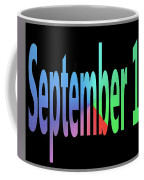 September 12 Coffee Mug