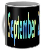 September 23 Coffee Mug