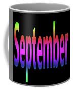 September 3 Coffee Mug