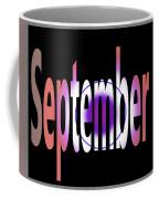 September 9 Coffee Mug