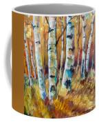 September Aspen Coffee Mug