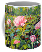 September Roses Coffee Mug