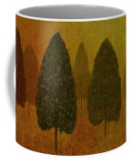 September Trees  Coffee Mug