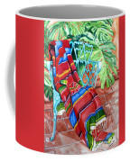 Serape On Wrought Iron Chair I Coffee Mug
