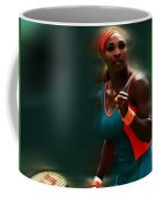 Serena Getting It Done Coffee Mug