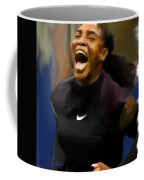 Serena Williams '16 Coffee Mug