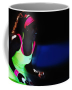 Serena Williams Triumpant Coffee Mug