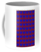 Serendipity Butterflies Brickgoldblue 15  Coffee Mug