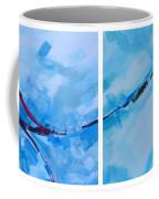Entangled No.7 - Abstract Painting Coffee Mug