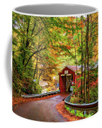 Serendipity Painted Coffee Mug