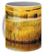 Serene Grasses Coffee Mug