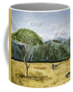 Serengeti Painting Coffee Mug