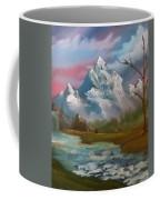 Serenity In Pastel Coffee Mug