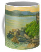 Serenity On The Hudson Coffee Mug