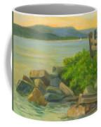 Serenity On The Hudson Coffee Mug