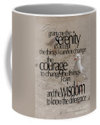 Serenity Prayer 01 Coffee Mug