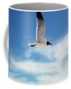 Serenity Seagull Coffee Mug