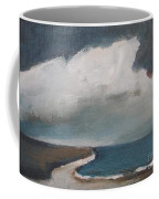 Serenity Under Clouds Coffee Mug