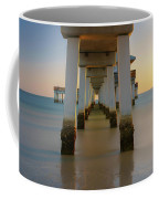 Serenity Under The Pier Coffee Mug