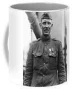 Sergeant York - World War I Portrait Coffee Mug