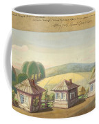 Sergei Sudeikin Russian 1882-1946 Stage Design Coffee Mug