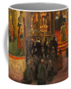 Sergey Dmitrievich Miloradovich Russian 1851-1943 Uspenskiy Cathedral, 1917 Coffee Mug