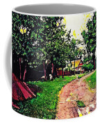 Sergiyev Posad Coffee Mug