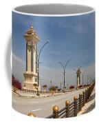 Seri Gemilang Bridge In Putrajaya Coffee Mug