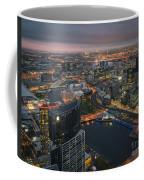 Serious Sunset Coffee Mug