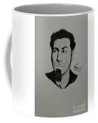 Serj Tankian Coffee Mug