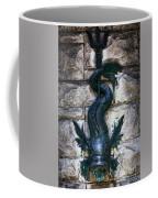 Serpent Fountain Coffee Mug by Doug Sturgess