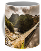 Serpentine River Crossing Coffee Mug