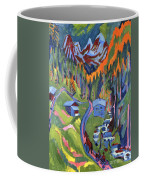 Sertig Path In Summer Coffee Mug