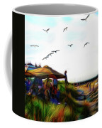 Sesuit Tetraptych 2 Coffee Mug