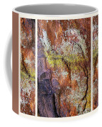 Set In Stone Triptych Coffee Mug