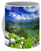Sete Cidades Crater Coffee Mug