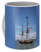 Setting Out To Sail Coffee Mug