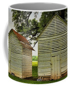 Setting Pen And Chicken Coop Coffee Mug