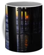 Setting Sun Pismo Beach Coffee Mug